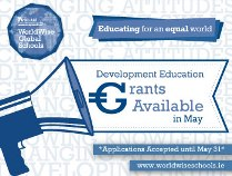 World Wise Development Education funding announcement