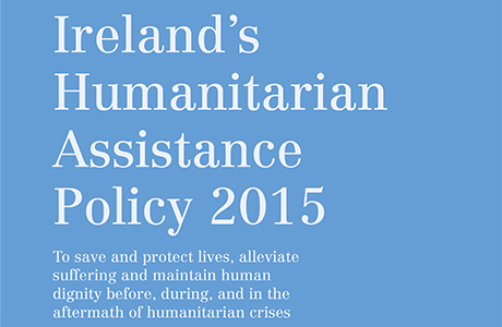 Humanitarian Assistance Policy 2015